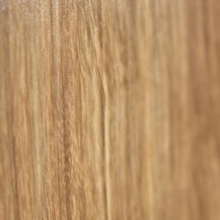 Vanitio Wardrobe 6 Doors MDF Brown Wood