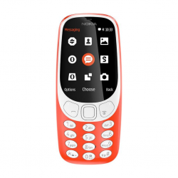 Nokia 3310 DS TA-1030 NV AFR1 Warm Red
