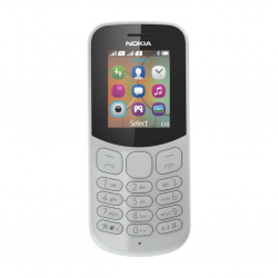 Nokia 130 DS TA-1017 AFR1 Grey