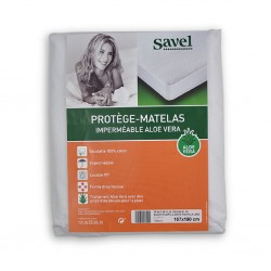 Savel Aloe Vera Mattress Protector 107x190 cm