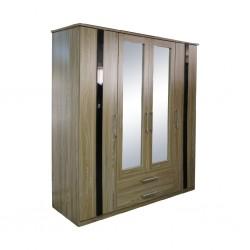 Diego Wardrobe 4 Doors