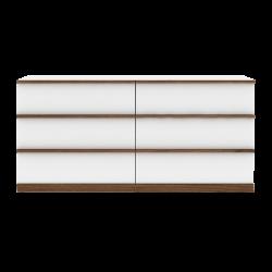 Berne double dresser