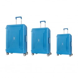 American Tourister Luggage Tribus Set Turquoise ATT012