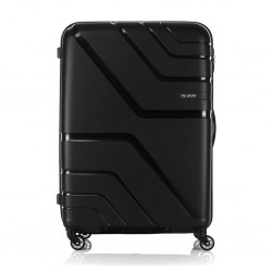 American Tourister Luggage Upland Medium Black ATU003