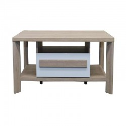 Gami Space Coffee Table Oak Particle Board