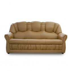 Primera Sofa 3+2+1 PVC Light Brown