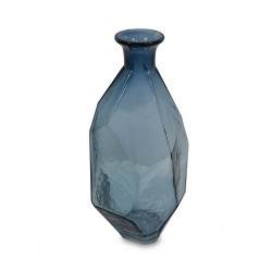 Vase Glass Height 31 cm