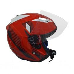 Index Vera - I Shield Red Helmet