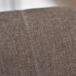 Kennedy Chair Brown Fabric