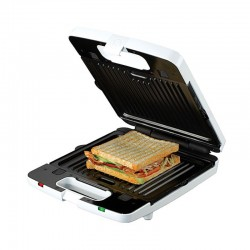 Kenwood SM740 4 Slice Grill/Griddle/Sandwich WH