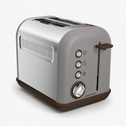 Morphy Richards 222005 Pebble Acc 2Slice Toaster