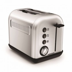 Morphy Richards 222006 Brushed Acc 2Slice Toaster