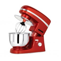 Concetto CEM-83 5.2L Red Stand Mixer