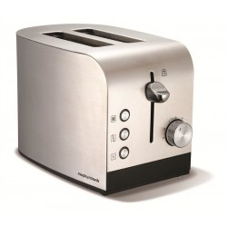 Morphy Richards 44208 Brushed S/S 2 Slice Toaster