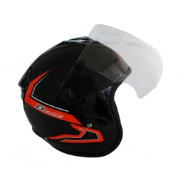 Index Dunk Black Helmet