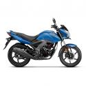 Honda CBF 160F 163cc Blue Motorbike