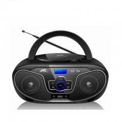 JVC RD-N327 Bluetooth Portable CD Player