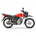 Honda CGX125 Red 124cc Motorbike