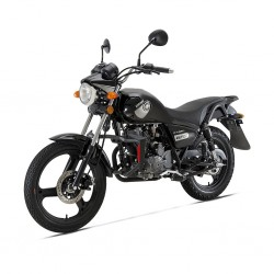 Keeway C-Light 125 Black 125cc Motorbike