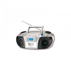 Mikachi DVD8200 DVD Boombox Radio Cassette