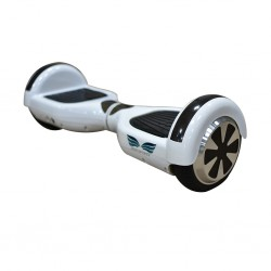 JDM Sports Self Balancing White Scooter