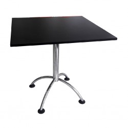 Mess Table With Stainless Steel Legs