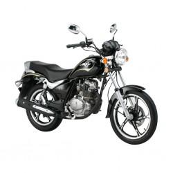 Haojue TZ150 150cc Black Motorbike