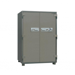 Safe DS 172 With 2 Swinging Doors & Key And Lock