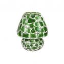 Mosaic Glass Lamp LIWT-KGV205 Green