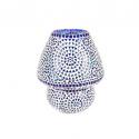 Mosaic Glass Lamp LIWT-KGV209 L.Blue