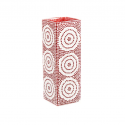 Mosaic Glass Lamp LIWT-KGV718 Orange