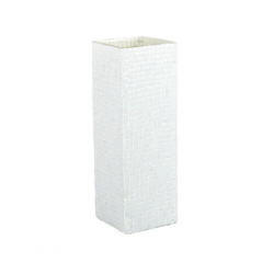 Mosaic Glass Lamp Cube LIWT-KGV792 White