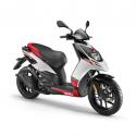 Aprilia SR150 154.80cc White Scooter