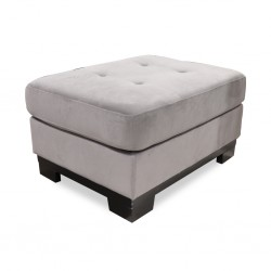 Lincoln Height Ottoman Oakley Graphite