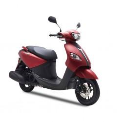 Sachs JOG125 125cc Red Scooter