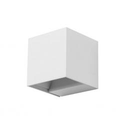 Cube Wall Lamp White LFORW-PX/0432BLA