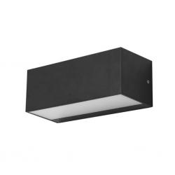 Forlight Ara Wall Lamp Black LFORW-PX/0375ANT