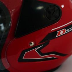 Index Dunk Red Helmet