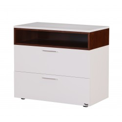 Jewel high chest with 2 Drawers