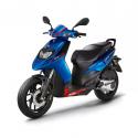 Aprilia SR125 125cc Blue Scooter