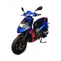 Aprilia SR150 154.80cc Blue Scooter