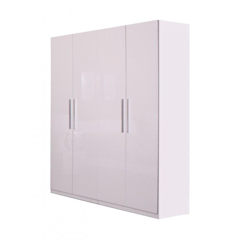 Danube 4 door wardrobe with inner drawer