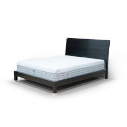 Daisy Bed 150x200 cm Coffee Finish