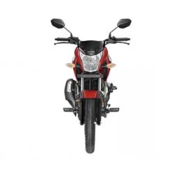 Honda CBF 160F 163cc Red Motorbike