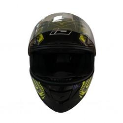 Index Spider Black Helmet