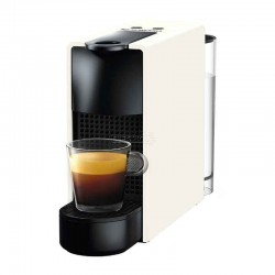 Nespresso Mini Essenza C30 White Coffee Machine