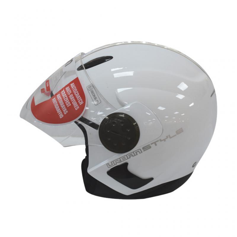 Beon B200 White Urban Style Helmet