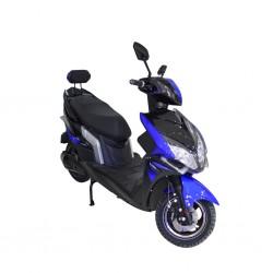 Speedway A7 Black/Blue Electric Bike