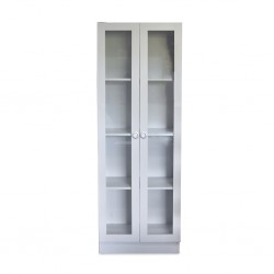 Snow Bookshelve PB White