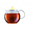 "Bodum A1823-XYB-Y19-Y 0.5L Assam Tea Press Yellow ""O"""